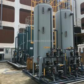 全自动阴阳离子交换设备 离子交换树脂水处理设备 超纯水混床