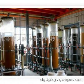 东莞离子交换高纯水设备 离子交换树脂纯水设备