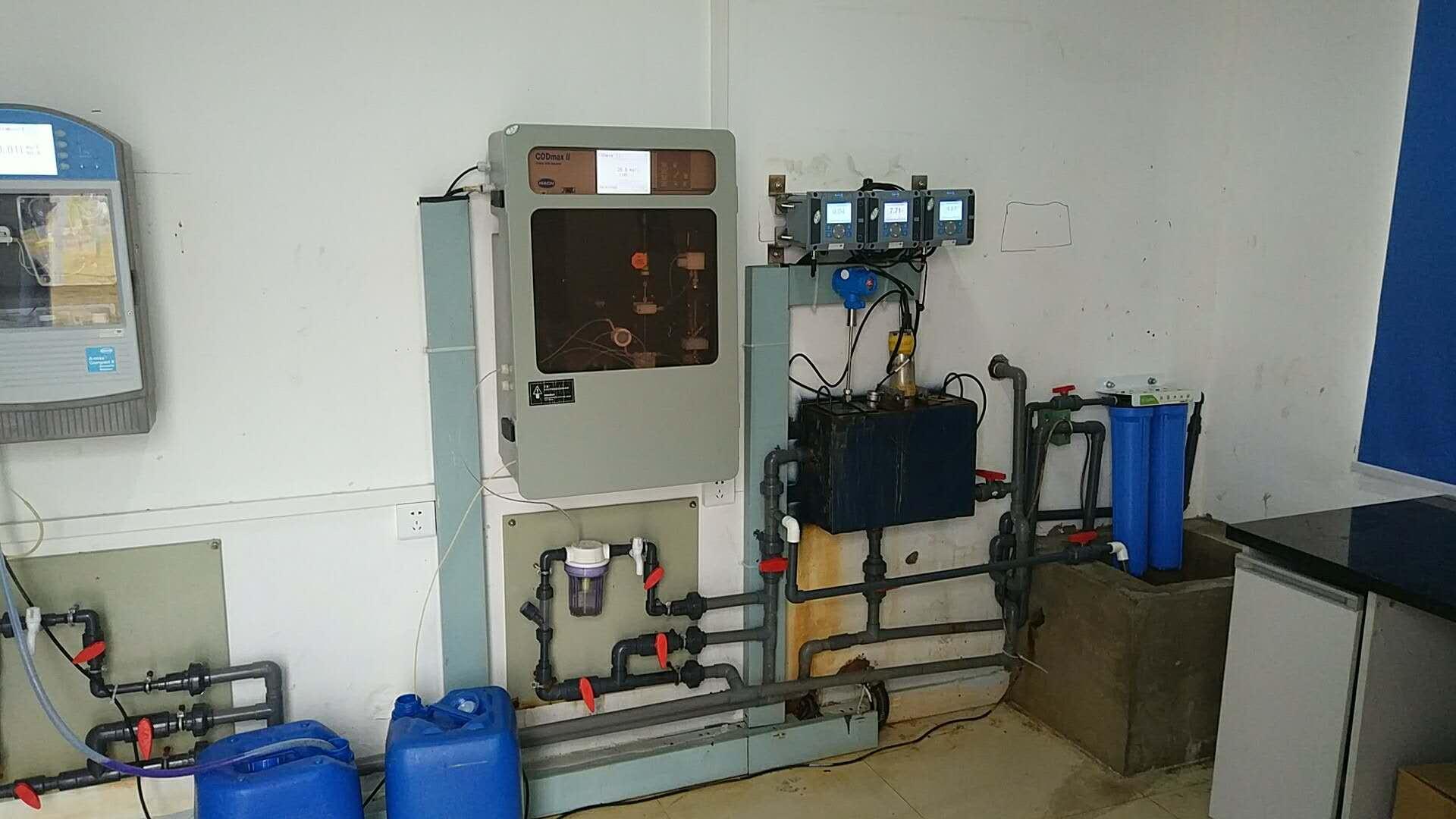 哈希锰法COD水质分析仪