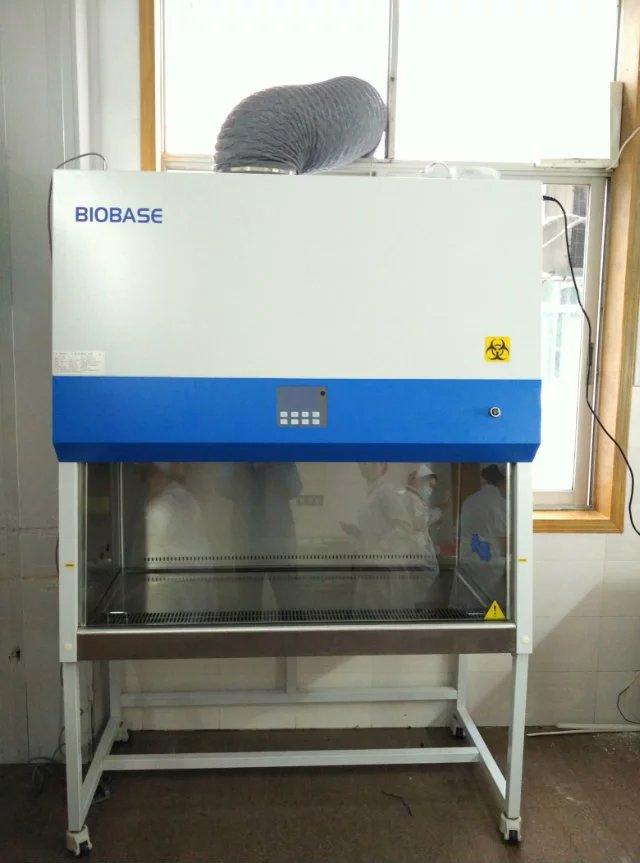 鑫贝西全排生物安全柜BSC-1500IIB2-X