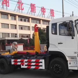 东风天龙25吨勾臂式垃圾车