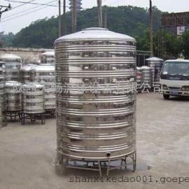 西安圆形不锈钢水箱前景