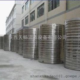 西安不锈钢圆形水箱优点