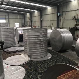 平凉圆形不锈钢水箱方案
