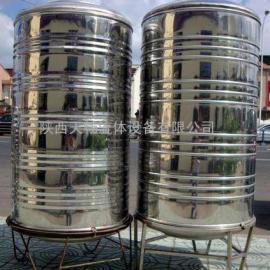天水不锈钢圆形水箱性能
