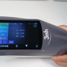 YS3060全功能分光测色仪 便携式Lab光谱曲线色差计