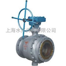 Q347F涡轮驱动固定式球阀