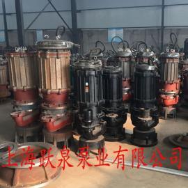 ZJQ50D-40耐磨潜水泥沙泵
