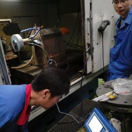 轴承磨床动平衡仪-台湾宏富信