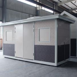 垃圾房 彩钢垃圾房 可移动式垃圾房