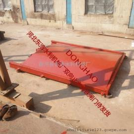 3m*3m铸铁闸门 3m铸铁镶铜闸门 厂家报价