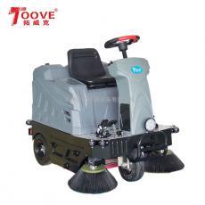 物业保洁公司驾驶式清扫车拓威克TS-MINI扫地机