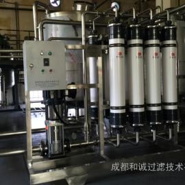 和诚过滤供应 发酵饮料澄清除沉淀 膜过滤北京赛车
