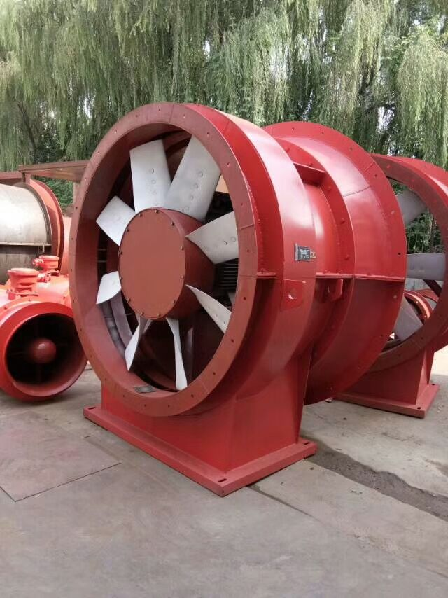 K40-6No12-15Kw主扇风机-矿山风机