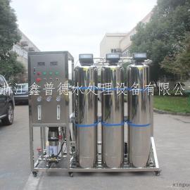 奉化反渗透工业纯化水处理设备