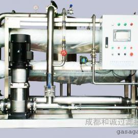 酶制剂超滤膜浓缩设备