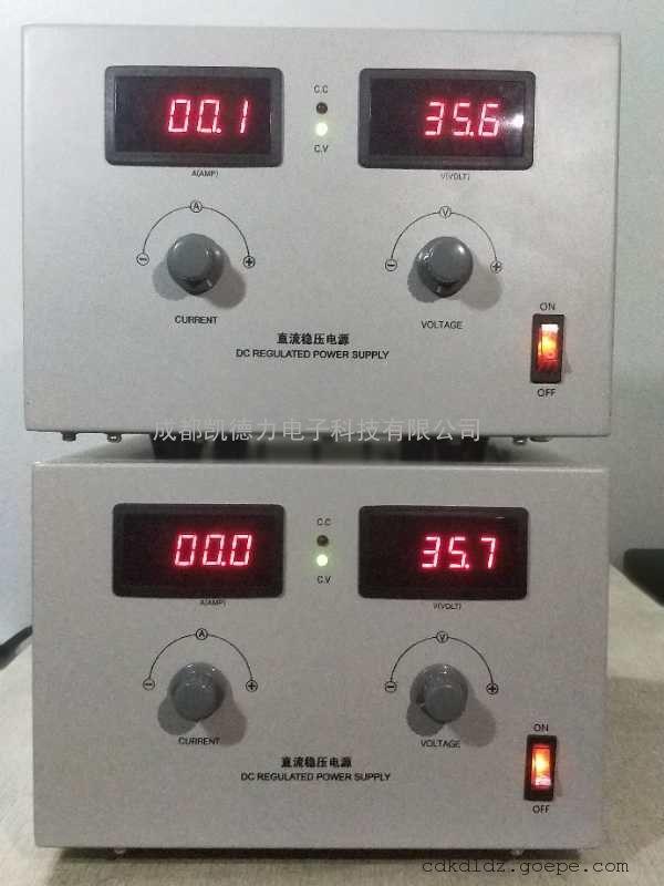 供应30V10A多路输出实验室测试老化直流电源成都厂家价格
