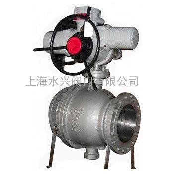 Q947F-6C电动固定式球阀