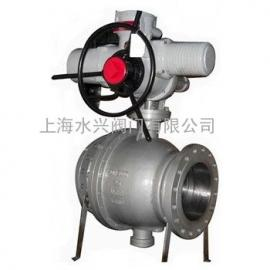 Q947F电动固定式球阀