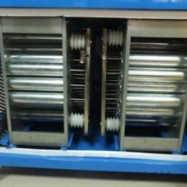 保定小型餐饮静电式油烟净化器蜂窝电场吸附技术