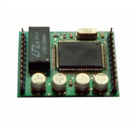 串口设备联网服务器嵌入式模块 串口服务器