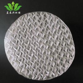 精馏塔填料316L不锈钢丝网波纹规整填料金属丝网304不锈钢
