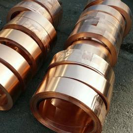 洛铜T2高性能铜合金板 T1含铜量99.99% T2紫铜板现货