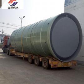 吴江昆山一体化污水提升泵站厂家定做