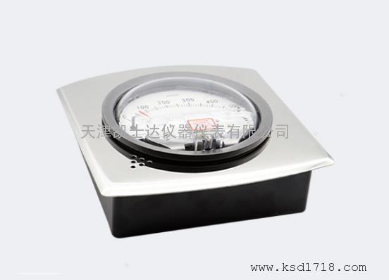 微压差压表安装底盒,差压计不锈钢安装底座