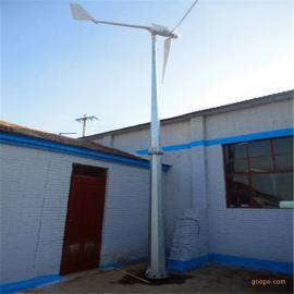 晟成5000W家用小型风力发电机低转速永磁