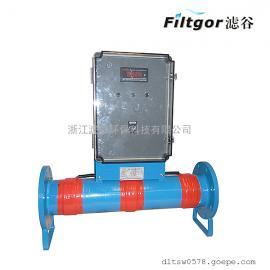 缠绕式电子水处理器工作原理 特点 型号