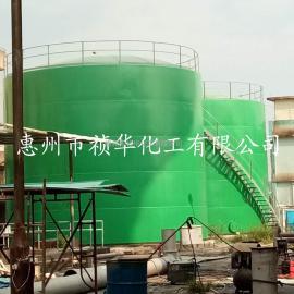 广东电厂除盐水箱聚脲防腐