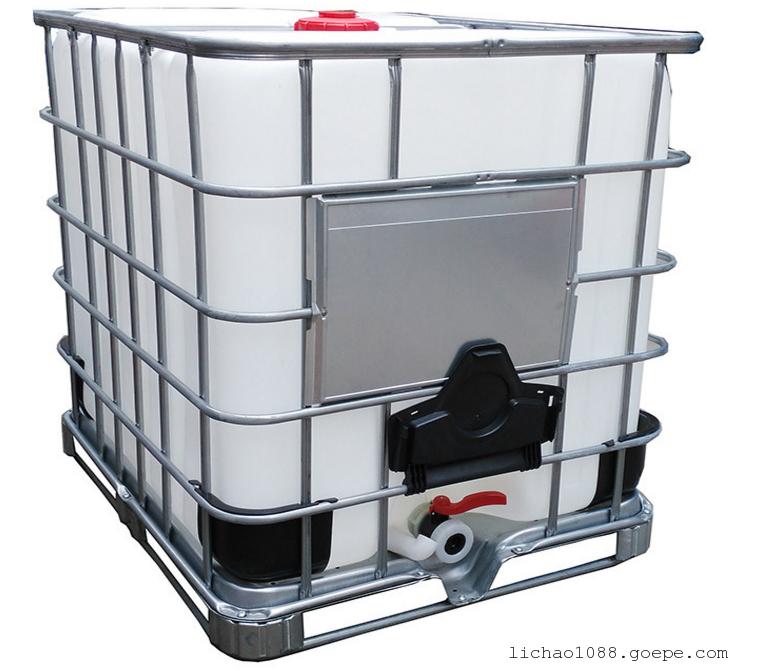 常州 500L滚塑一次成型塑料吨装桶 生产厂家