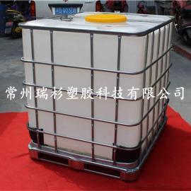 江苏 滚塑定制1立方IBC集装桶 1吨滚塑吨桶 专业生产