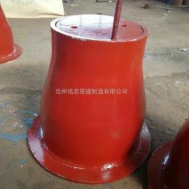 铭意上提式旋转闸阀套筒生产厂家,钢制上提旋转式套筒盖