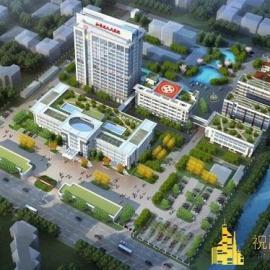 祝融环境公建项目:如皋港人民医院(地源热泵)