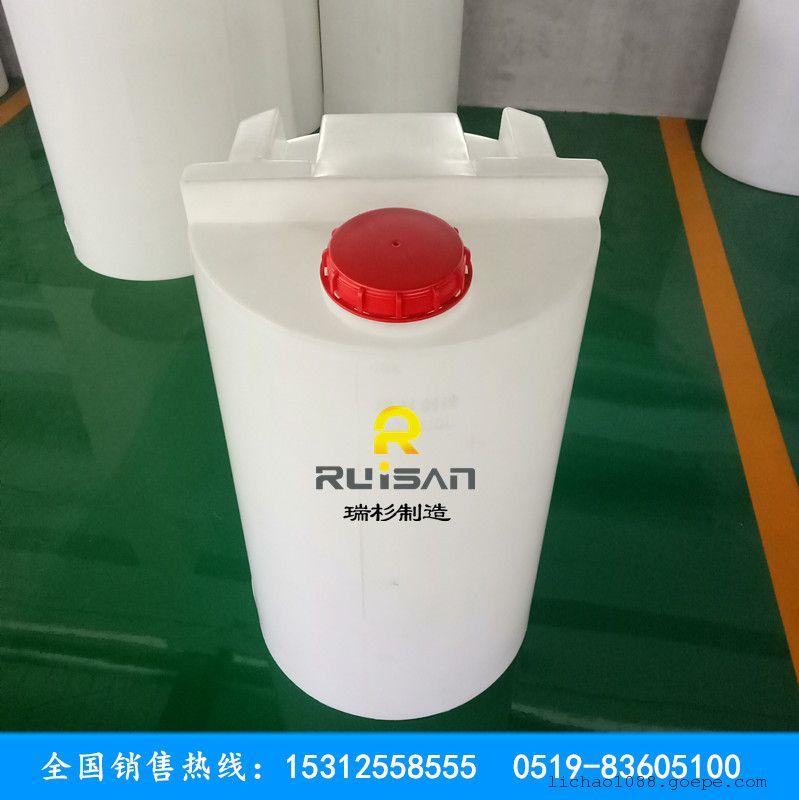 江苏 厂家直供200LPE加药箱 200L耐酸碱水箱