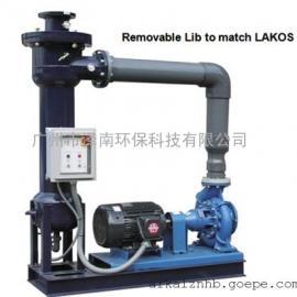 美国PEP过滤系统旋沙分离器、定时自动排污ICS离心分离机