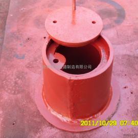铭意厂家供应钢制闸阀套筒,01S201标准闸阀套筒质优价廉