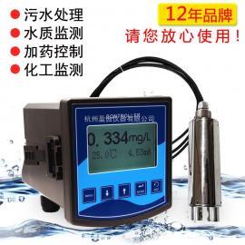 工业水质在线悬浮物检测仪器 SS值实时测控仪 污水排放