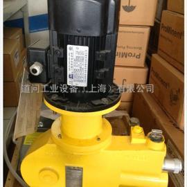 美国米顿罗MRA11-D15N1CPPNNNNY液压隔膜计量泵