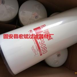 LF9080弗列加机油格滤芯