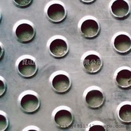 1mm厚304不锈钢冲孔网