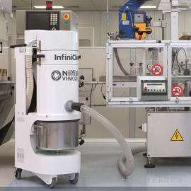 压片机中央集尘处理方案 符合GMP标准