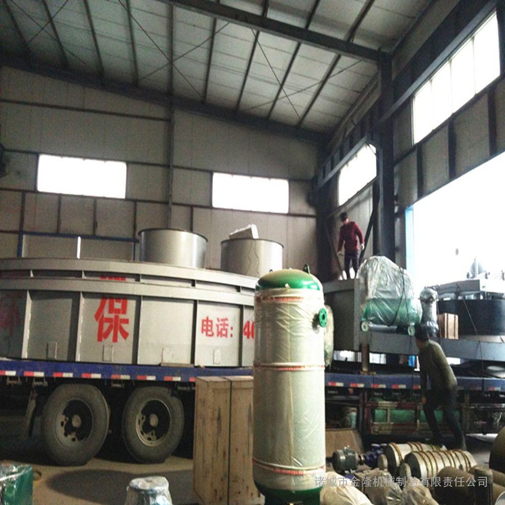 废水处理设备浅层气浮机生产厂家