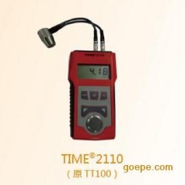 时代TIME2110TT120,TIME2113超声波测厚仪
