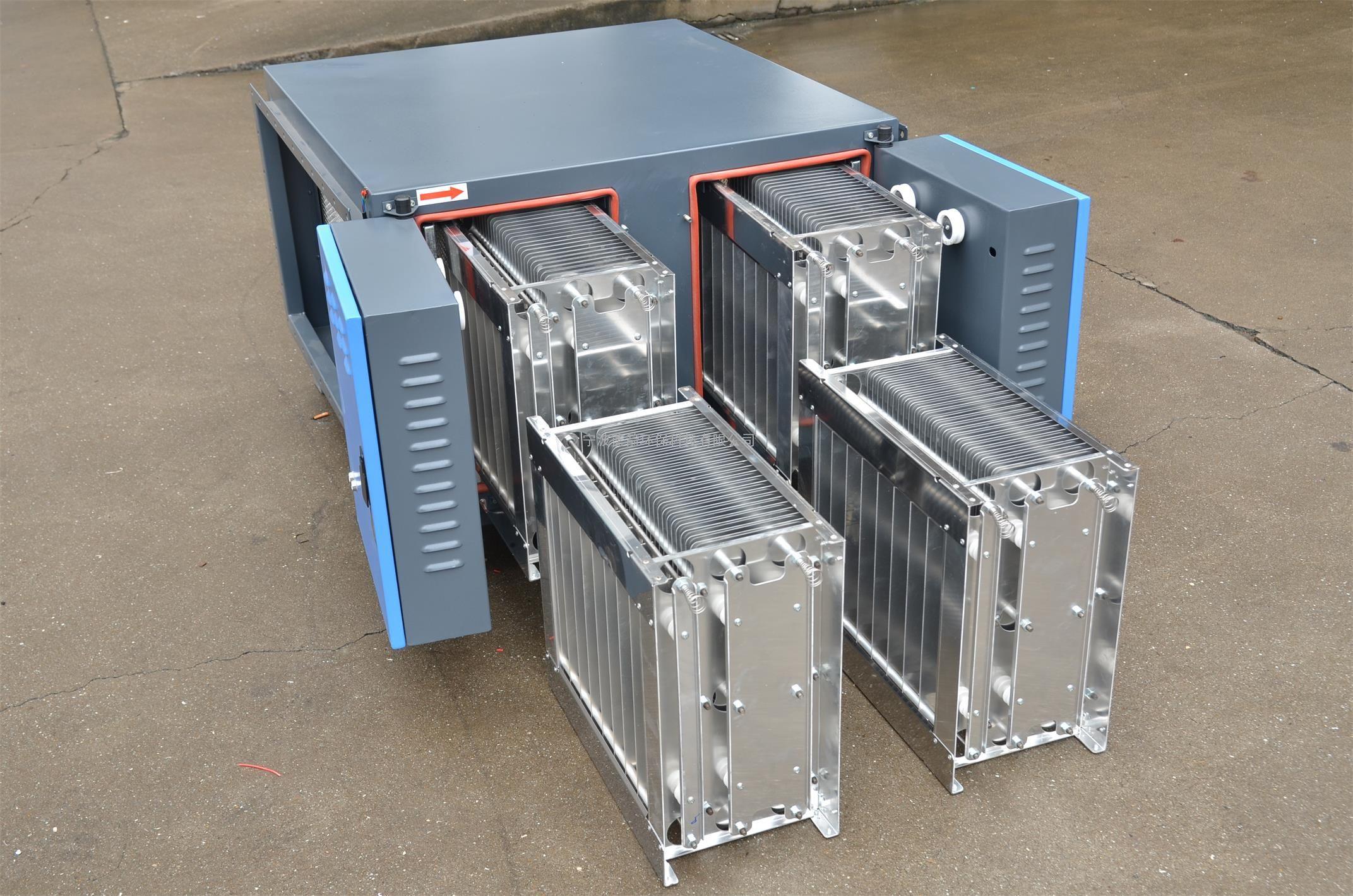 镇海LJDY-A型低空排放油烟净化器