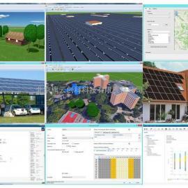 光伏电站设计软件,分布式光伏管理设计优化软件
