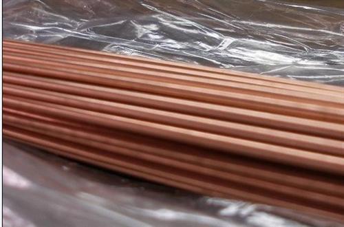 洛铜 销售铜合金棒 直径 4.5的T2紫铜棒