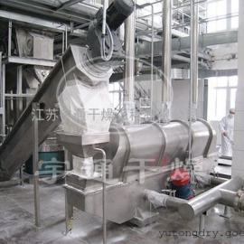 赤砂糖烘干用振动流化床干燥机